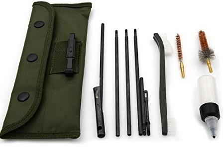 GloryFire Universal Gun Cleaning Kit Review – Hand Gun Guru